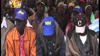 Final campaigns held ahead of Friday's Nyangores Ward mini-poll