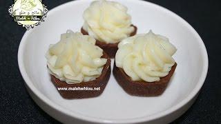 getlinkyoutube.com-Crème patissière sans oeufs ---كريم باتسيير بدون بيض سهلة ولذيذة