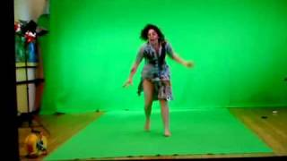 getlinkyoutube.com-26th September - Greenscreen Zombies!