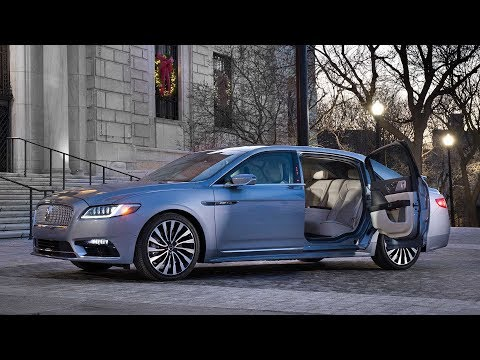 2019 Lincoln Continental Coach Door Edition - Special-Edition Lincoln  !!