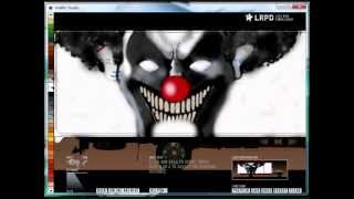 getlinkyoutube.com-graffiti studio - koma clown