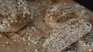 getlinkyoutube.com-Recette Pain Multi-Grains Fait Maison - Homemade Multi-Grain Bread Recipe - Recettes Maroc