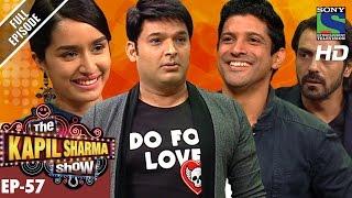 getlinkyoutube.com-The Kapil Sharma Show - Episode 57–दी कपिल शर्मा शो–Team Rock On 2 In Kapil's Show–5th Nov 2016