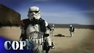 COPS: Star Wars Parody