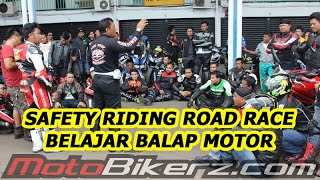 getlinkyoutube.com-Safety Riding Road Race @Indonesia TrackDay Sentul Circuit
