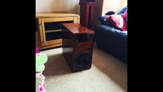 getlinkyoutube.com-DIY homemade home theater subwoofer enclosure birch ply
