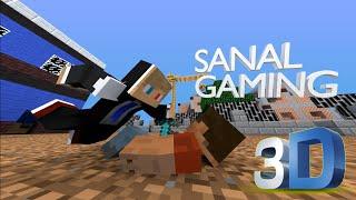 getlinkyoutube.com-Minecraft Skinli [3D] İntro Yapımı - 2 DAKİKA'DA!!