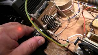 getlinkyoutube.com-Very simple superheterodyne SW (2-10 MHz) radio receIver part 6, good receiving results