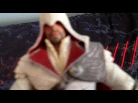 NECA Assassins creed brotherhood action figure review