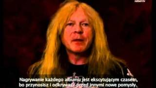 getlinkyoutube.com-Iron Maiden - Band Interview - making of The Final Frontier - PL napisy