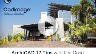 getlinkyoutube.com-ArchiCAD Tips and Tricks, presented by Cadimage