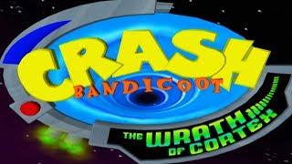 Crash Bandicoot Wrath of Cortex - Complete 106% Walkthrough (All Gems, Crystals & Platinum Relics)