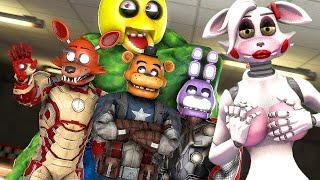getlinkyoutube.com-[SFM FNAF] Avengers Animatronics! (Five Nights at Freddy's)