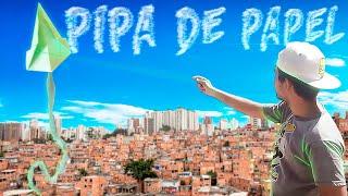 getlinkyoutube.com-Tutorial Pipa de papel (Bicuda, Ratinha)
