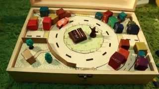 getlinkyoutube.com-صنع عالم صغير بكائنات في صندوق