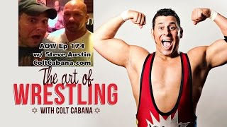 getlinkyoutube.com-Steve Austin - Art of Wrestling Ep 174 w/ Colt Cabana