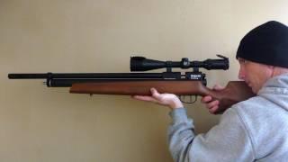 getlinkyoutube.com-Benjamin Marauder .25 Review (A Real Hunting Air Rifle)