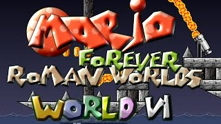 getlinkyoutube.com-Mario Forever Roman Worlds - World VI