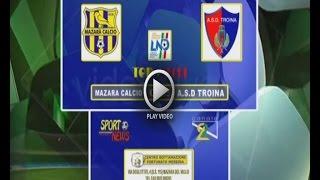 SERVIZIO MAZARA  - TROINA 0 - 2