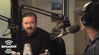 Ricky Gervais Explains The Big Bang to Karl Pilkington // SiriusXM // Opie & Anthony