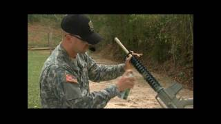 getlinkyoutube.com-Camouflaging your rifle