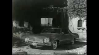 1970 Chevy Impala Commercial - football stadium