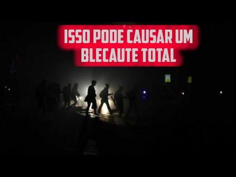 Apagão Total no Brasil: Um Cálculo e Situação Inacreditável