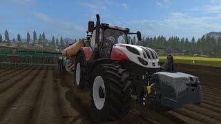 getlinkyoutube.com-Farming-Simulator 17 Deutsch! - Ein paar Missionen machen