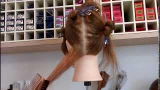 getlinkyoutube.com-欧米の人たちのような自然なグラデーションの髪色にするには。ヘアカラー専門店 那覇