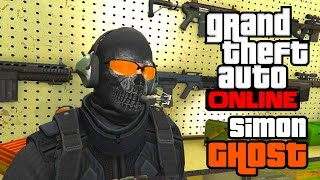 getlinkyoutube.com-GTA Online | Conjunto de Simon Ghost [1.27] | Juanluis01