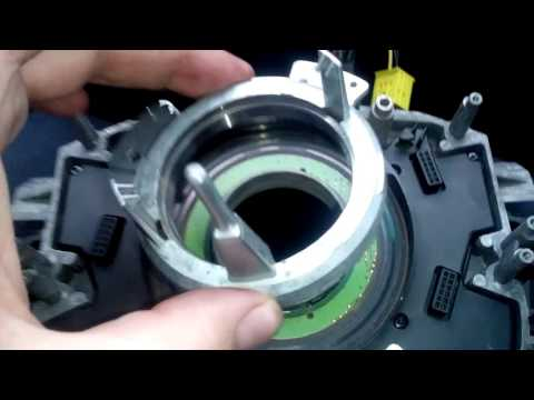 Drive System Control Failure! Датчик угла поворота BMW E65 ЗАМЕНА!!!