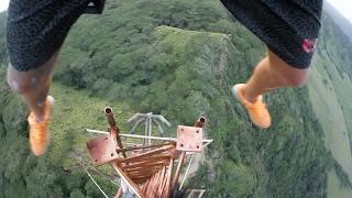 CLIMBING HAWAII'S TALLEST TOWER - ADVENTURE OF A LIFETIME [4K]