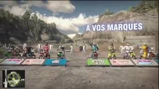 getlinkyoutube.com-MX vs ATV Alive honda 250Cc + Motos et circuits