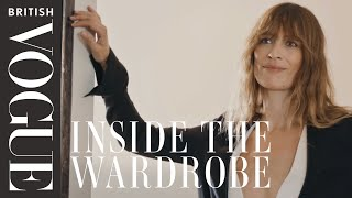 getlinkyoutube.com-Caroline De Maigret on French Style and How to Dress Well | Inside the Wardrobe | British Vogue
