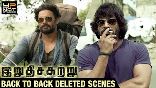 getlinkyoutube.com-Irudhi Suttru Tamil Movie | Back-to-Back Deleted Scenes | R Madhavan | Ritika Singh | Sudha Kongara