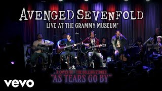 Avenged Sevenfold   As Tears Go By (Live At The GRAMMY Museum®)