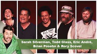 getlinkyoutube.com-Sarah Silverman, Todd Glass, Eric André, Brian Posehn & Rory Scovel | Getting Doug with High