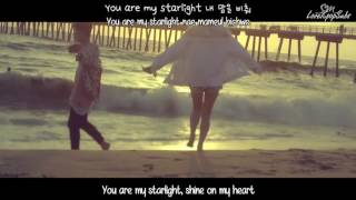 Taeyeon ft. Dean - Starlight MV [English subs + Romanization + Hangul] HD