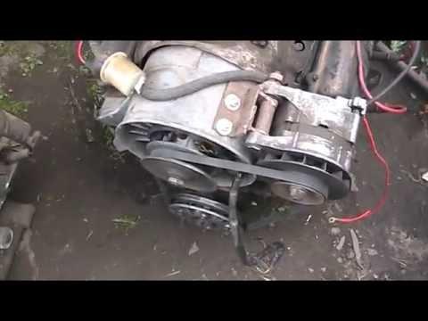 Охлаждение ЛУАЗ 969А