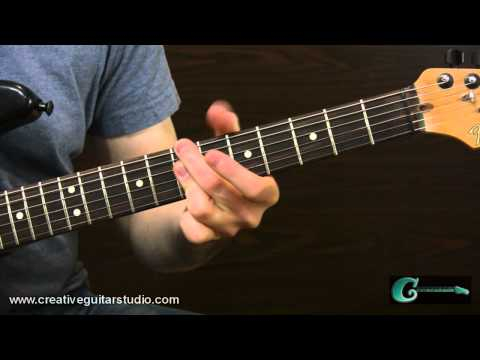 GUITAR STYLES: Jazz Guitar - Walking Bass Lines