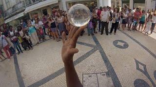 getlinkyoutube.com-GoPro: Crystal Ball Street Performer
