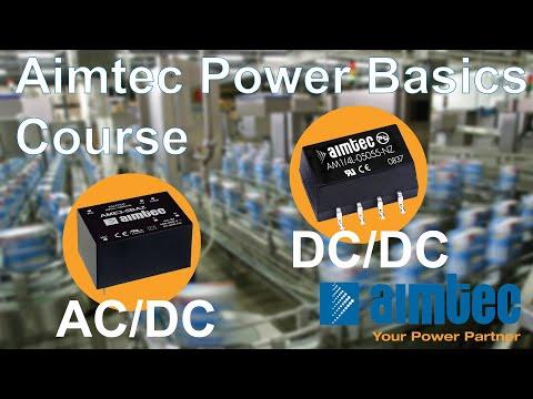 The Aimtec Power Basics - Aimtec Academy