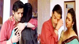 Yeh Hai Mohabbatein:Emotional Raman hugged Ishita, they decide to leave Bhalla house