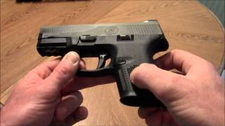getlinkyoutube.com-FN FNS 9 Compact review and shooting
