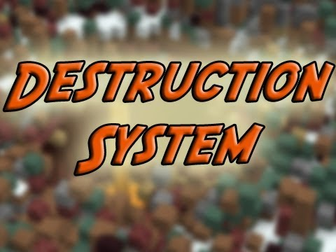 Minecraft Mods | Episode 483 | Destruction System | iPodmail | 1.2.5