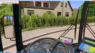 getlinkyoutube.com-My first day on Omsi Bus simulator Route 92-Berlin