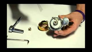 Changing the jet in a carburetor