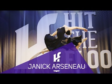 JANICK ARSENEAU | 8 COUNT | HIT THE FLOOR GATINEAU | #HTF2014