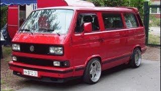 getlinkyoutube.com-Volkswagen TRANSPORTER T3   SUPER  AVTO RETRO