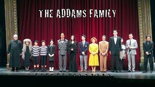 ミュージカル「アダムス ファミリー」公開リハーサルの画像